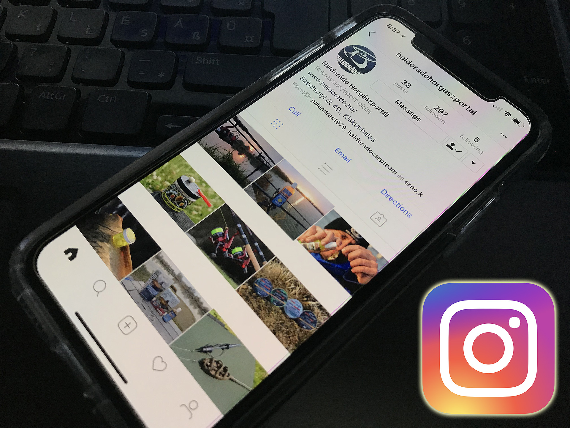 2017 őszétől már az Instagramon is megtalálhattok minket!