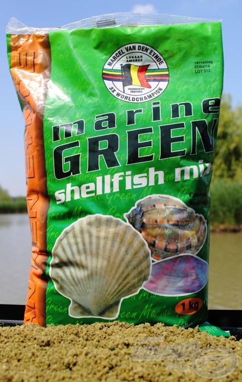 """A Marine Shellfish mix egy """"fehérjebomba"""""""