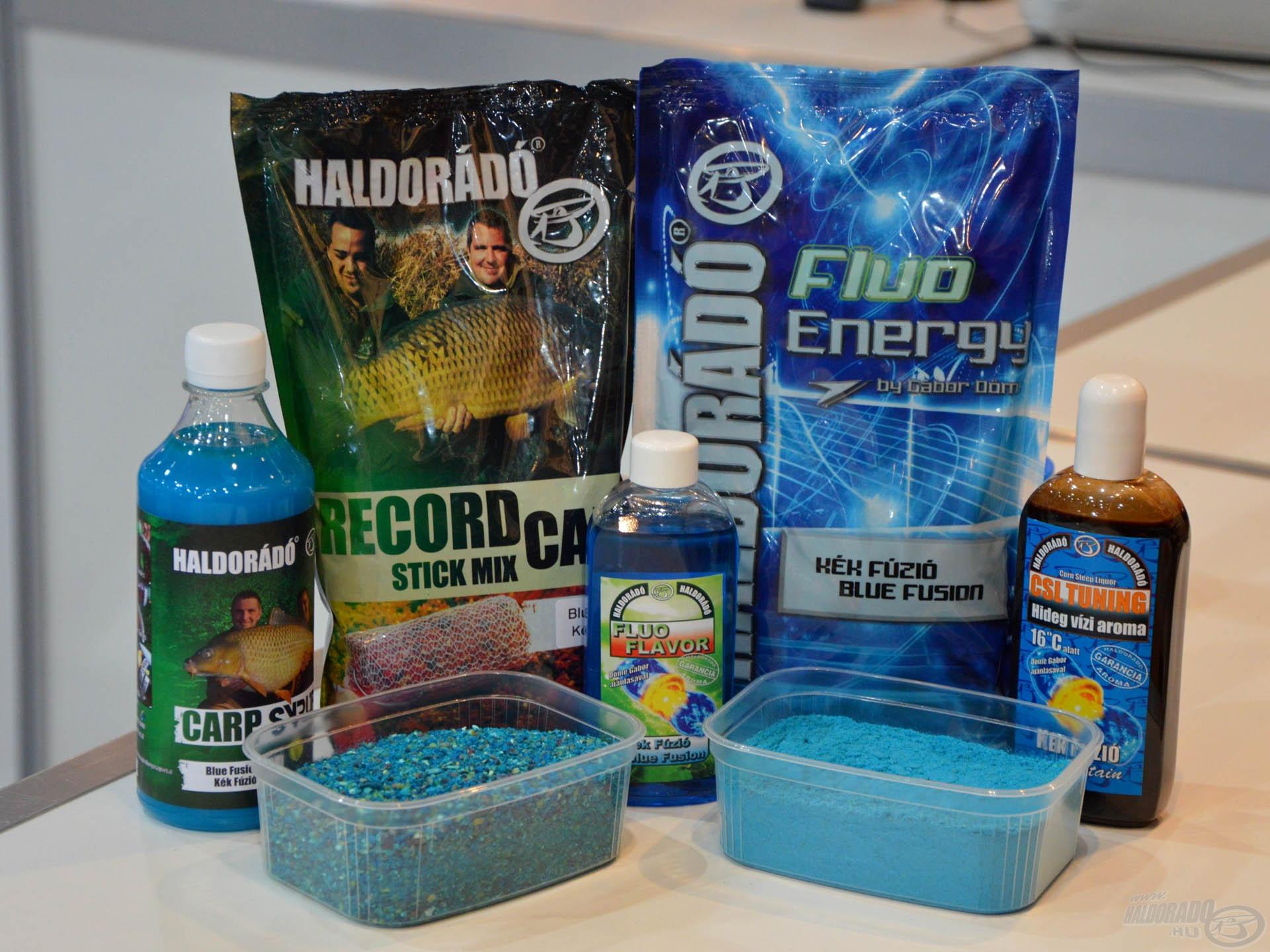 A Kék Fúzió termékeket mindenki megnézte, megszaglászta