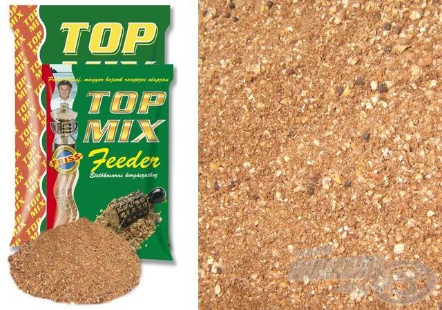 A Feeder Method Mix etetőanyag 1 és 2,5 kilós kiszerelésben is kapható
