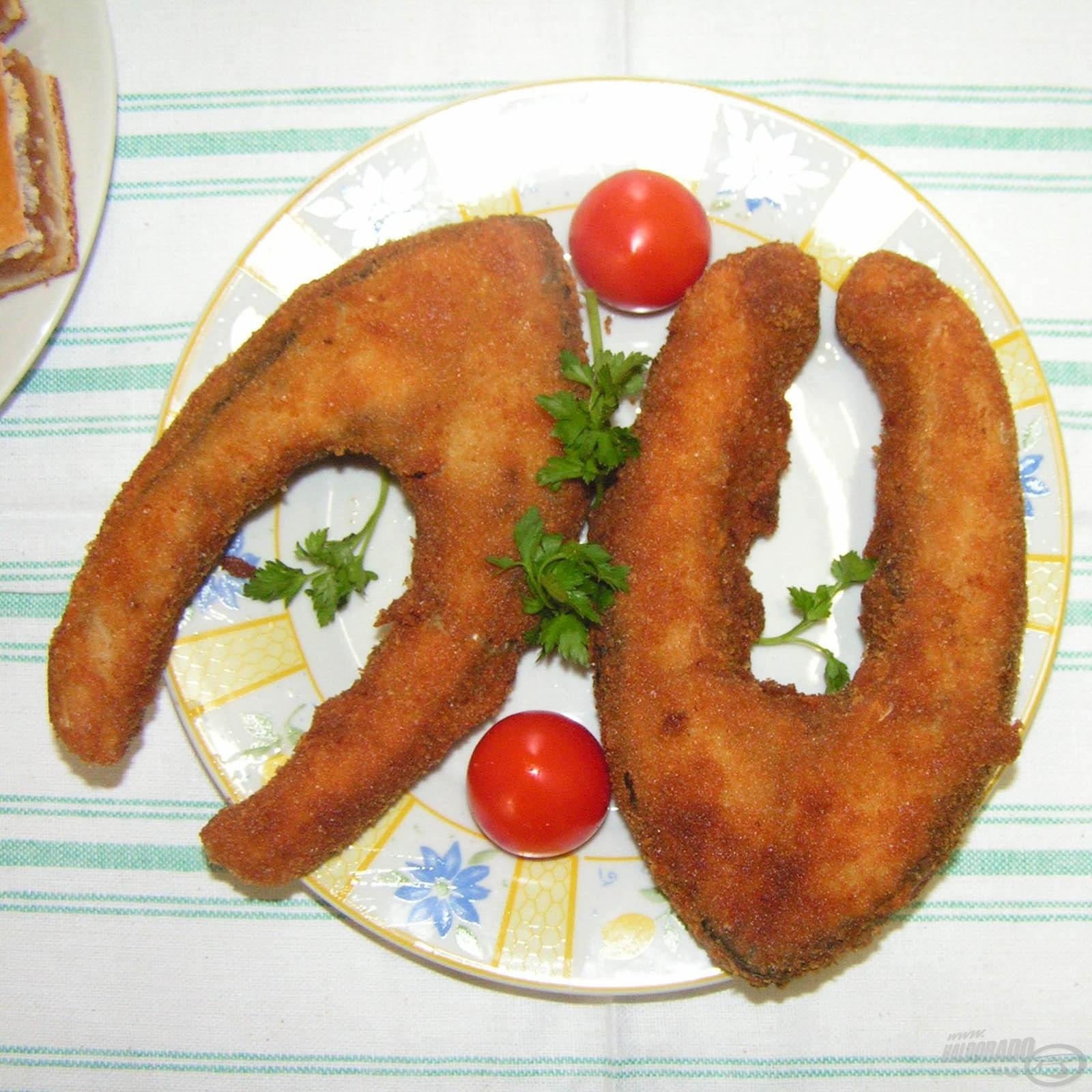 Békés halból készült ételek