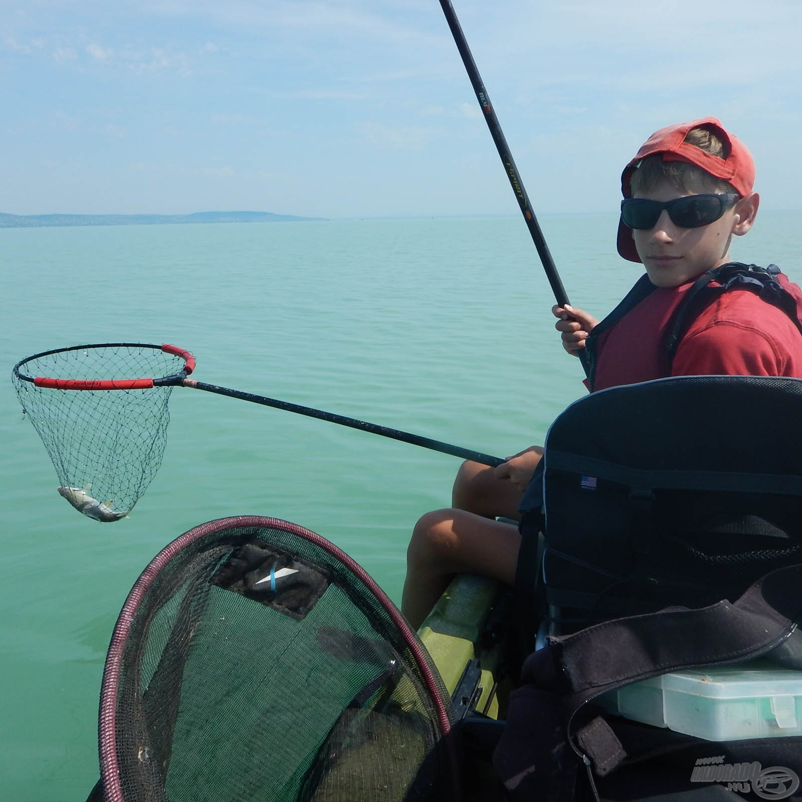 Spiccbotos horgászat