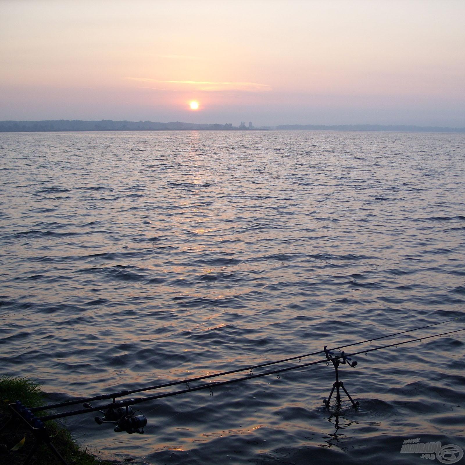 Természet és a horgászat szépsége