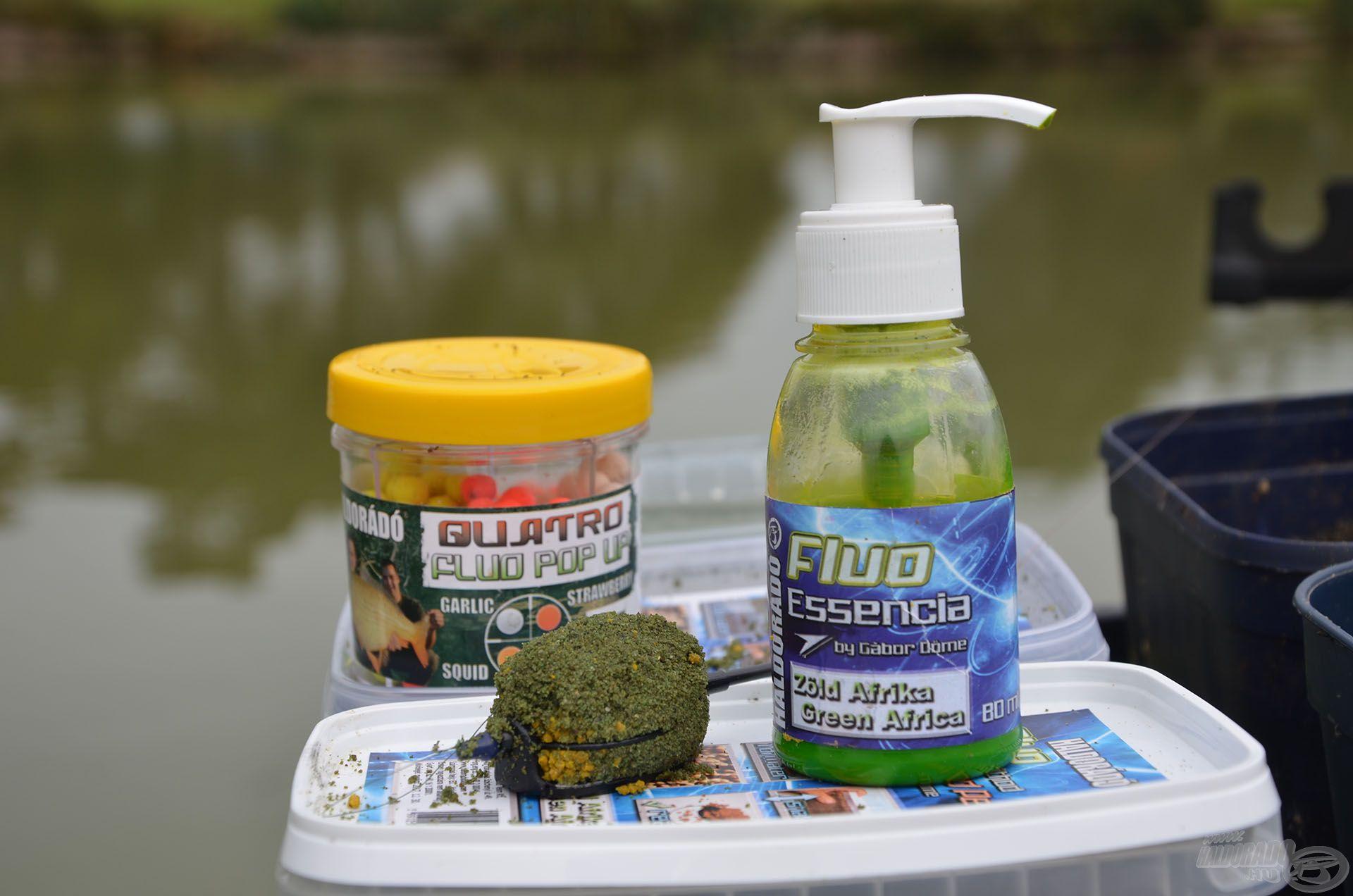 A sikeres horgászat kellékei