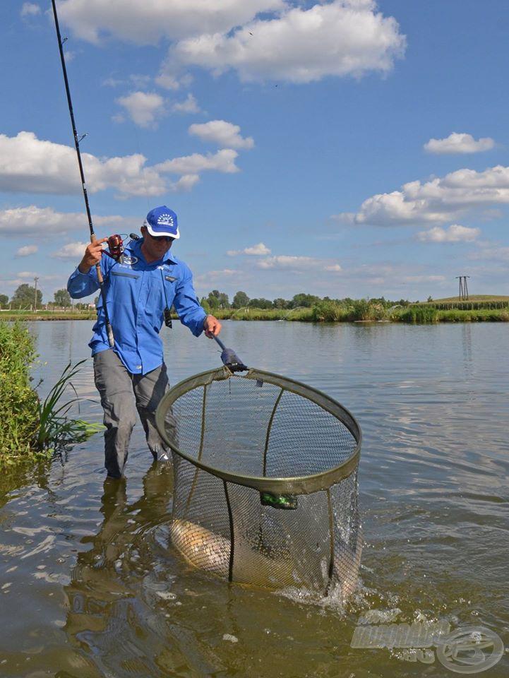 Ha a várva várt nagy hal horogra akad, ezek a felszerelések garantáltan segíteni fogják gazdájukat abban, hogy sikeresen zárhassa a fárasztást