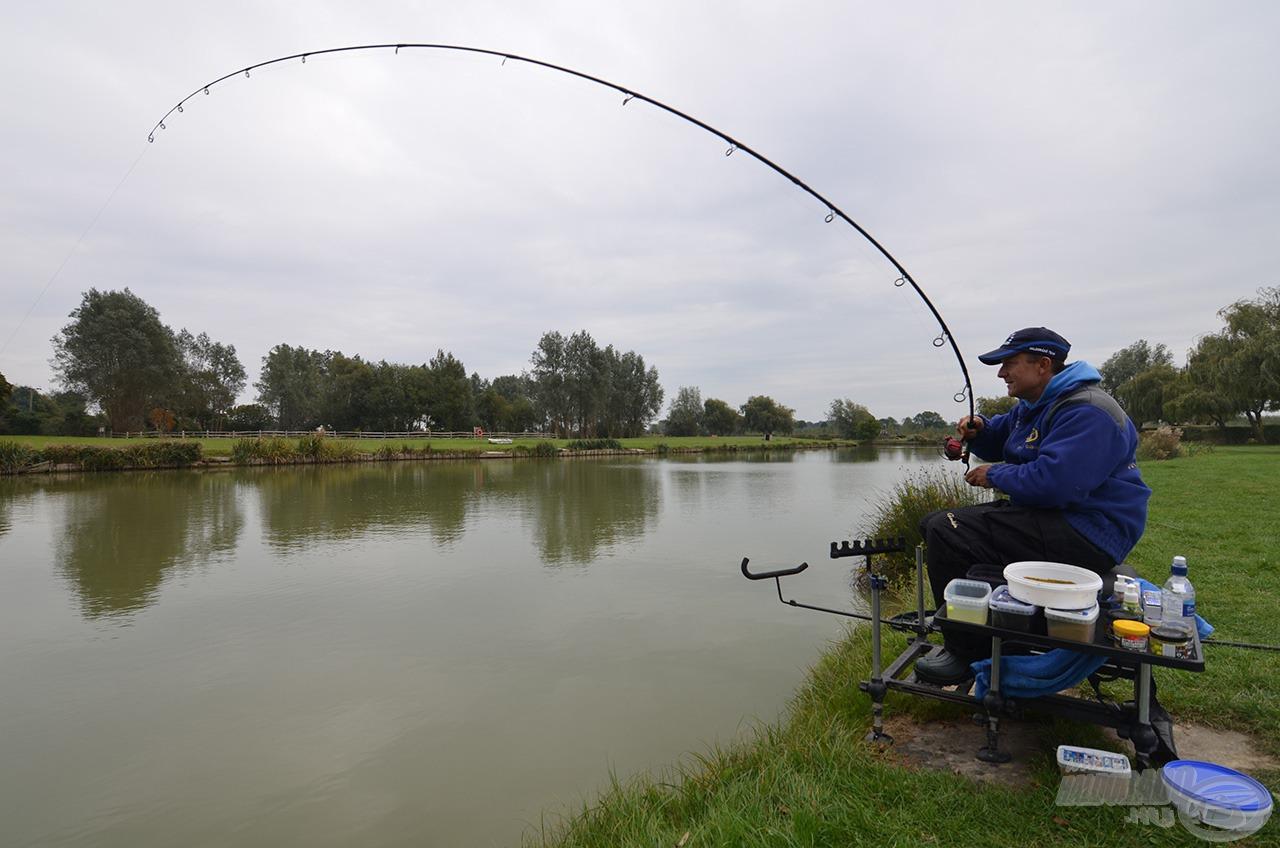A 330M típus egy igazán különleges, nagyon finom botocska. Ideális a kis tavak method horgászatához és a leheletfinom pontyhorgászathoz…