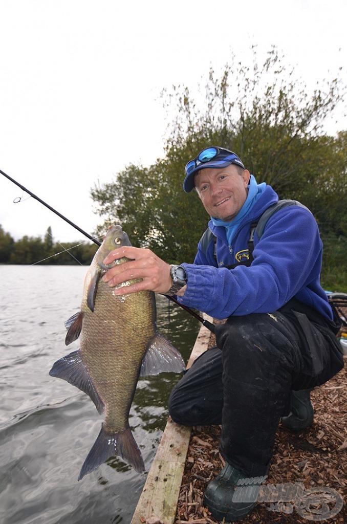 … valamint a nagyobb távolságban kivitelezett finomabb horgászatokhoz egyaránt
