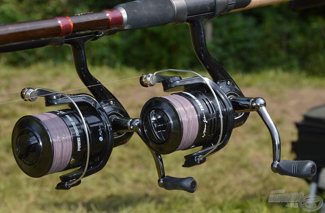 A legkisebb méret ideális picker- és rövid feederbotokhoz, a középső modell 3,6-3,9 m-es feederekhez kiváló, míg a legnagyobb a 4,2 méteres vagy az erősebb feederbotokhoz tökéletes választás