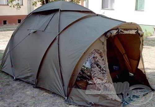 Fox sátrak ellenállnak a legzordabb időjárásnak is!
