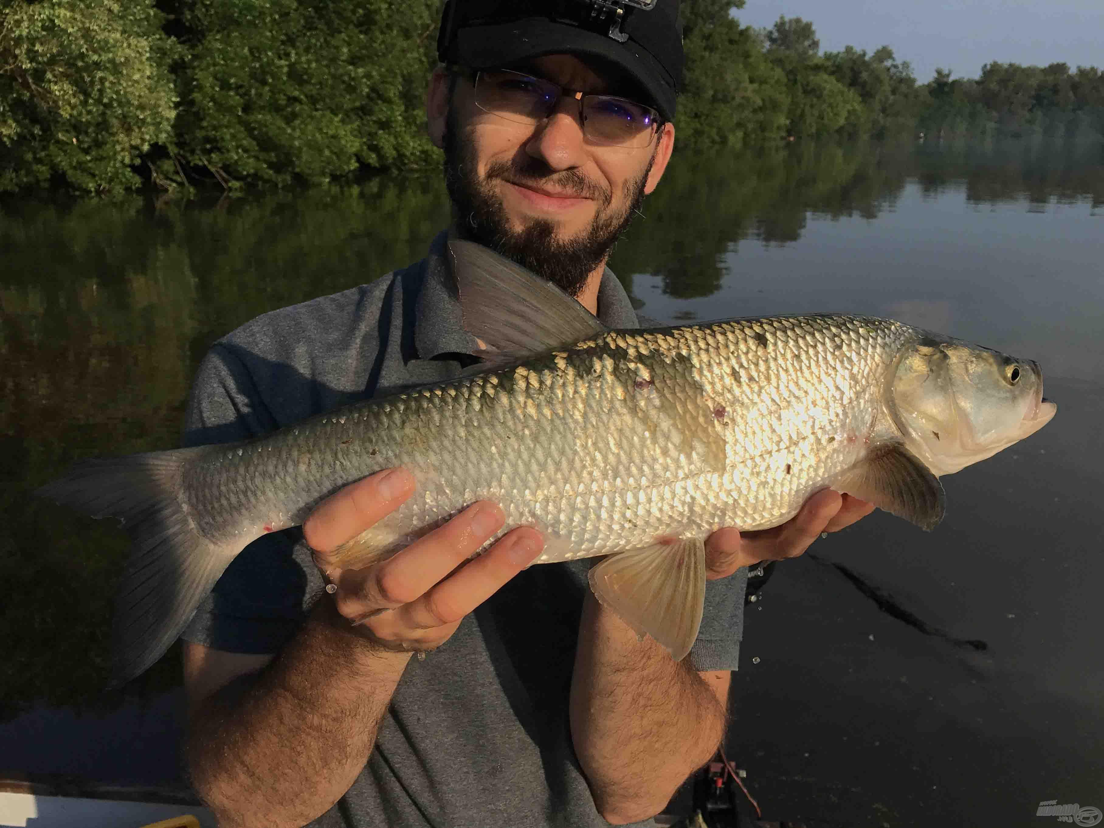 Zápor után érkezett halam