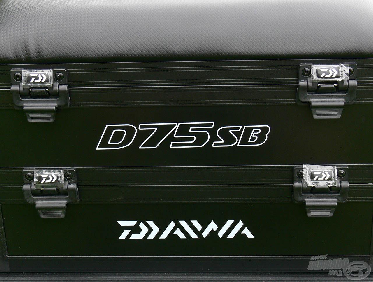 A Seat Box 75 típus kiváló választás lehet bárki számára, aki garantáltan jó minőségi, komoly versenyládára vágyik