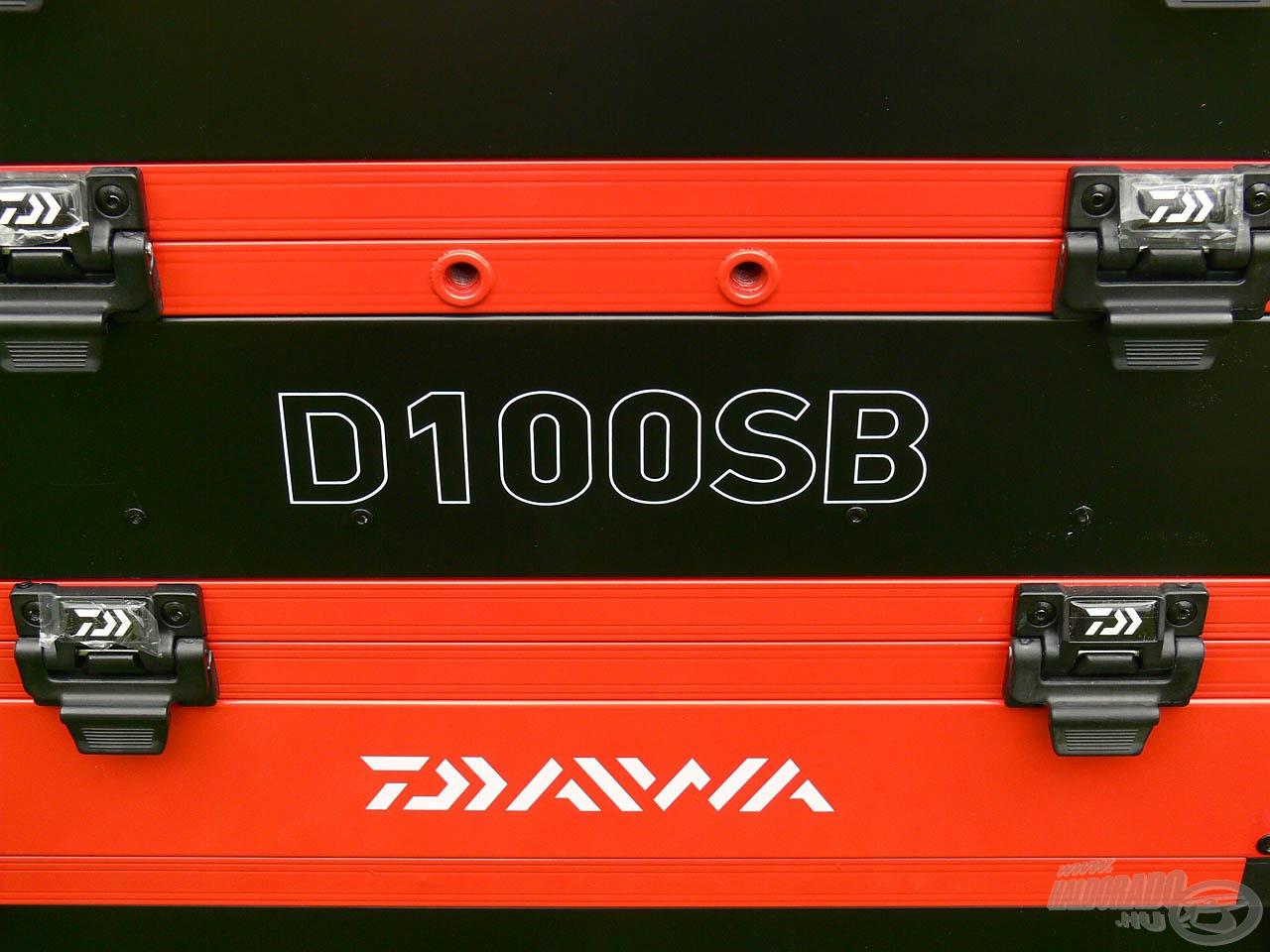 Esztétikusság, praktikum és minőség egyetlen termékben! A Seat Box 100 ládát bátran ajánljuk a tapasztalt versenyhorgászok számára is!