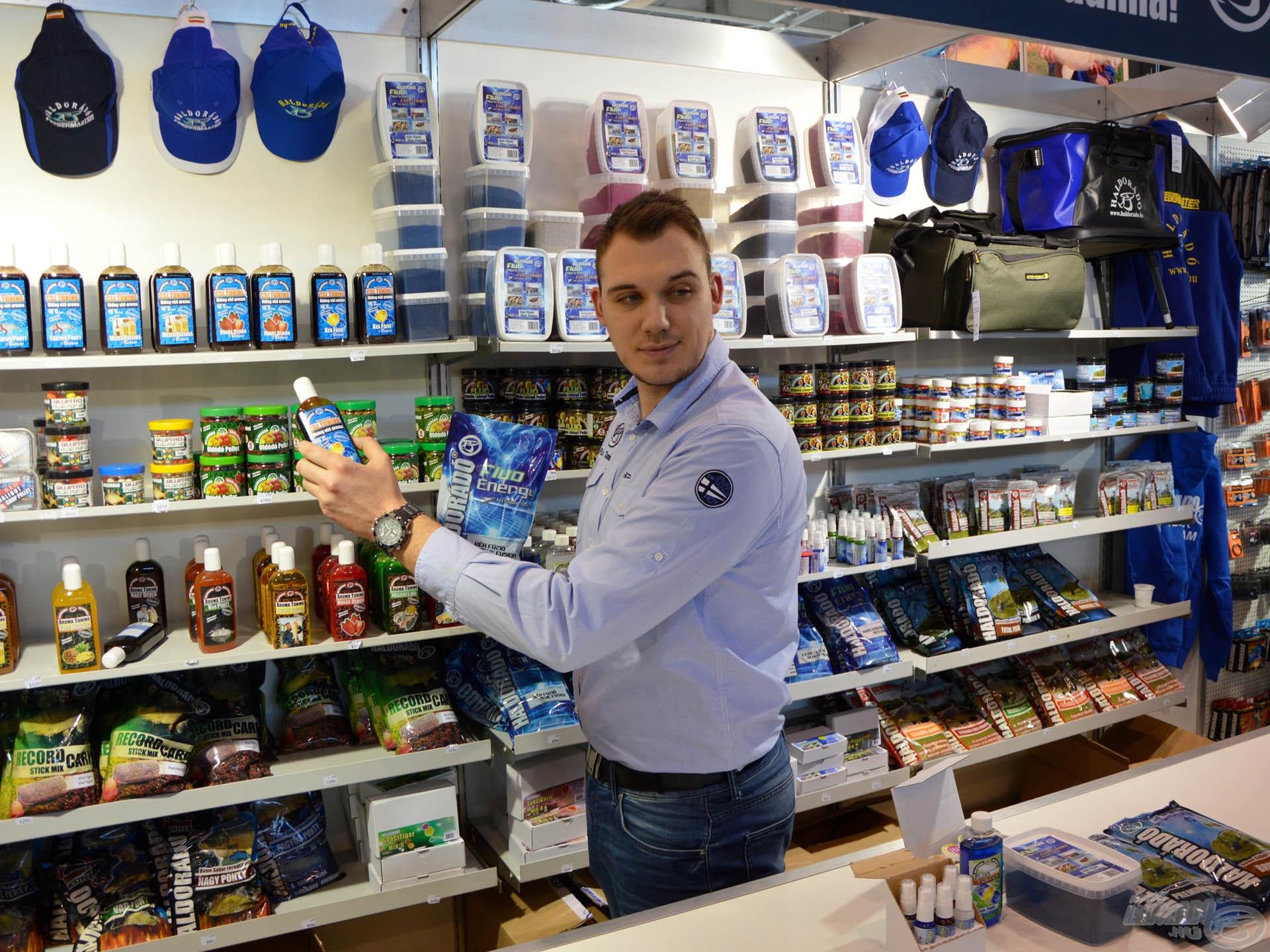 Biztosra veszem, hogy sok kísérletező kedvű horgászt segítenek hozzá különleges fogásokhoz a Kék Fúzió termékek 2017-ben