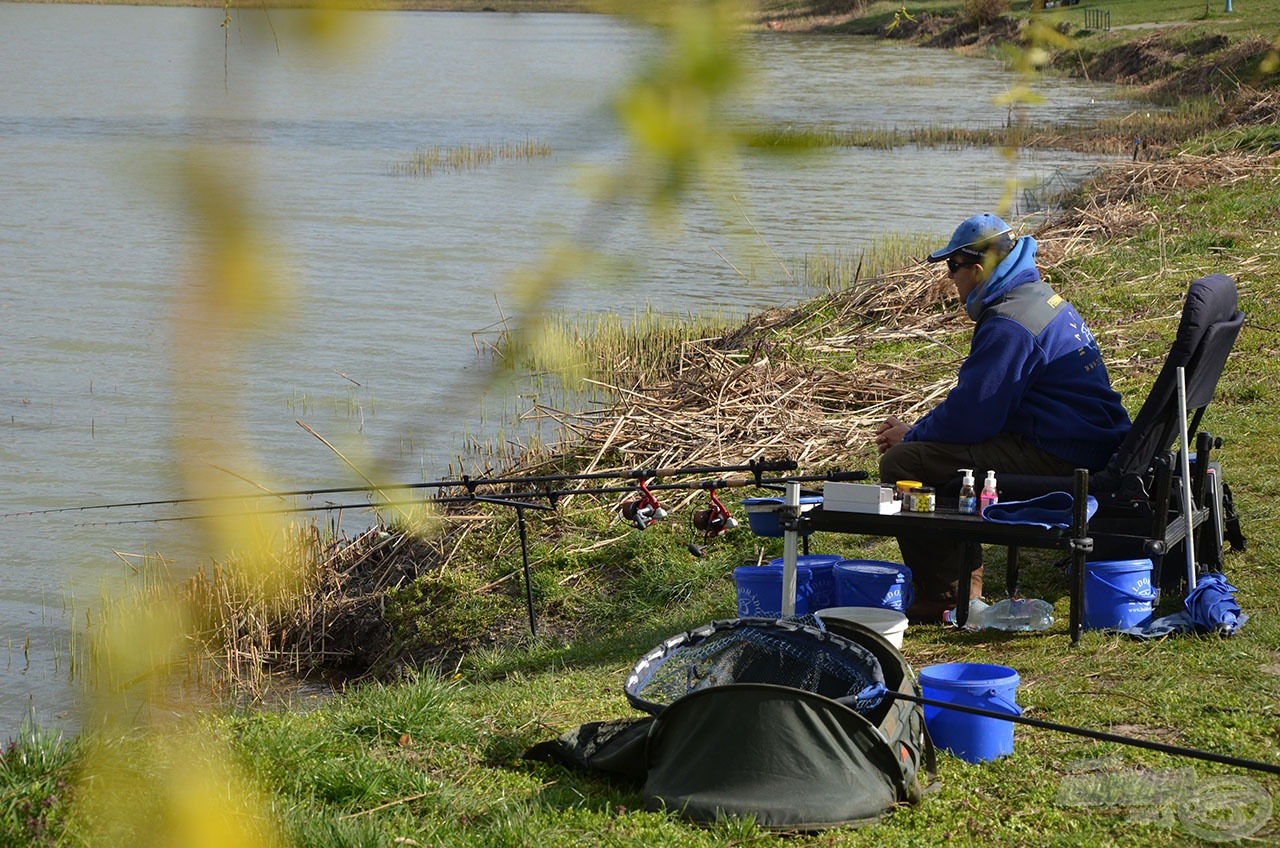 Jó adag türelemre, kitartásra és nem kevés kreativitásra van szüksége a horgásznak, hogy sikeres lehessen itt is
