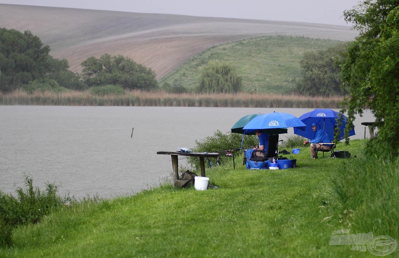 Az özönvízszerű eső gyakran előforduló nyári jelenség, bár ettől még kellemetlen tud lenni