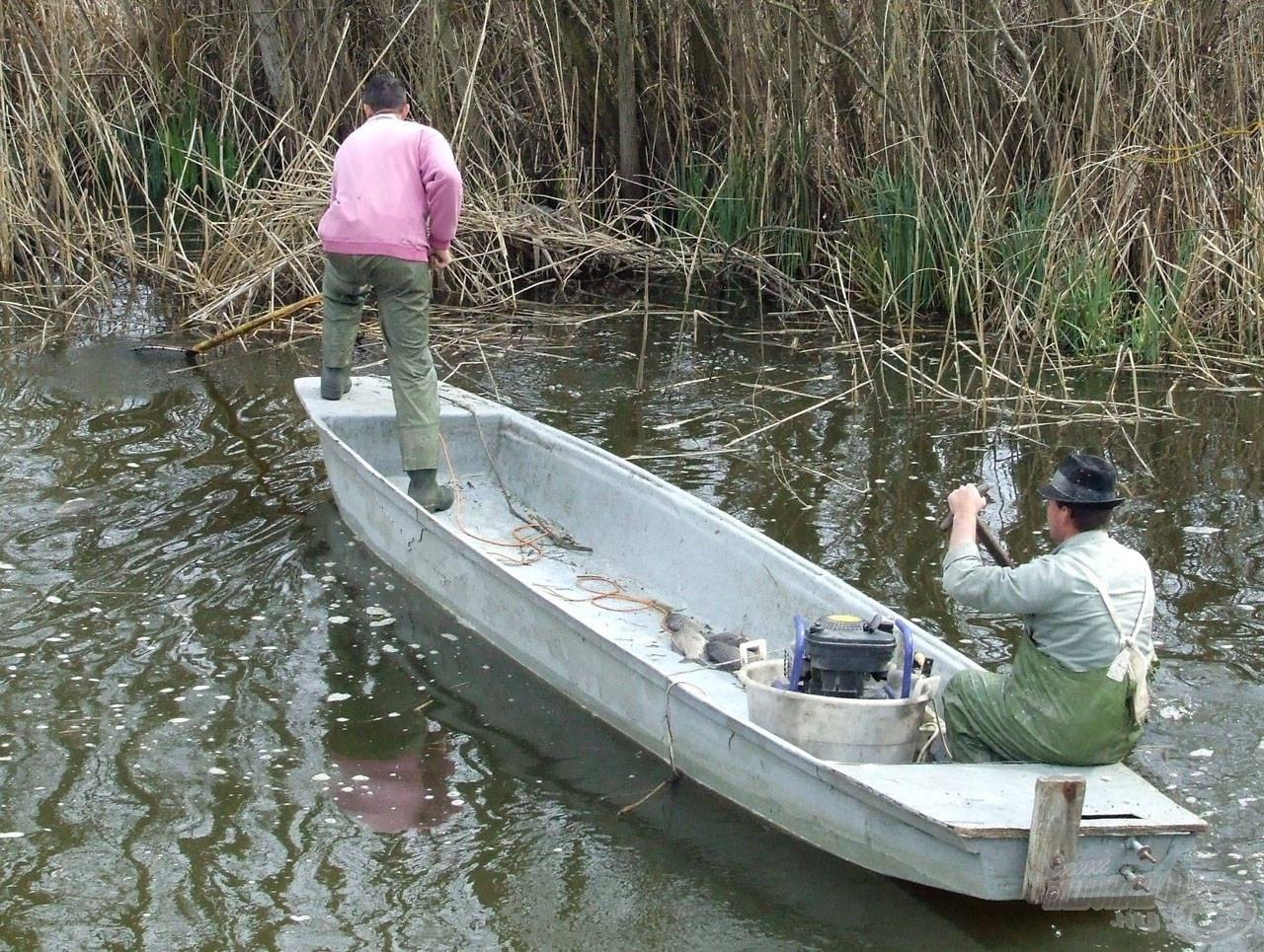 Az inváziós halfajok elleni védekezés szükségszerűen halászati módszerek alkalmazását jelenti…