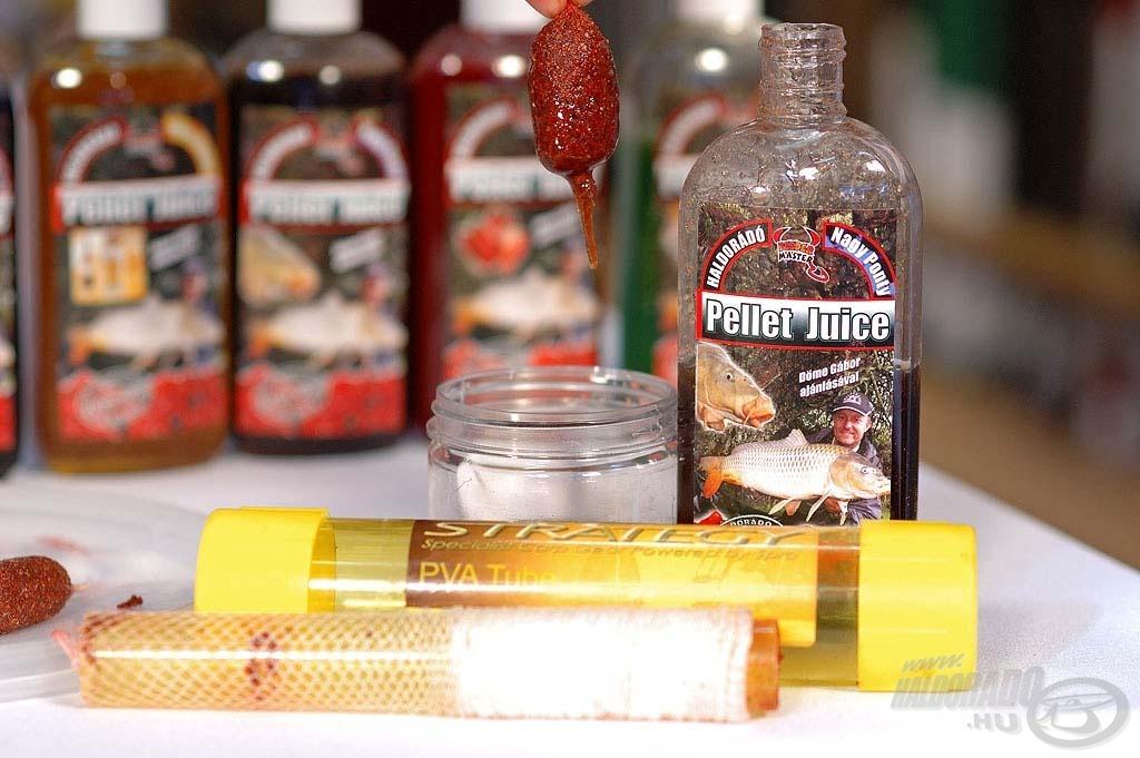 Garantáltan nem oldja PVA termékeket, így Stick Mixek aromásítására is kiváló