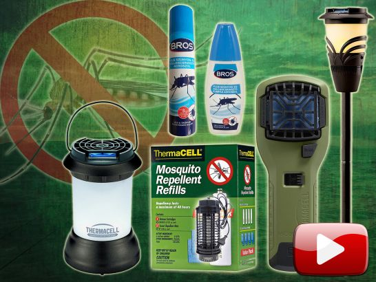 Hatékony szúnyogriasztók