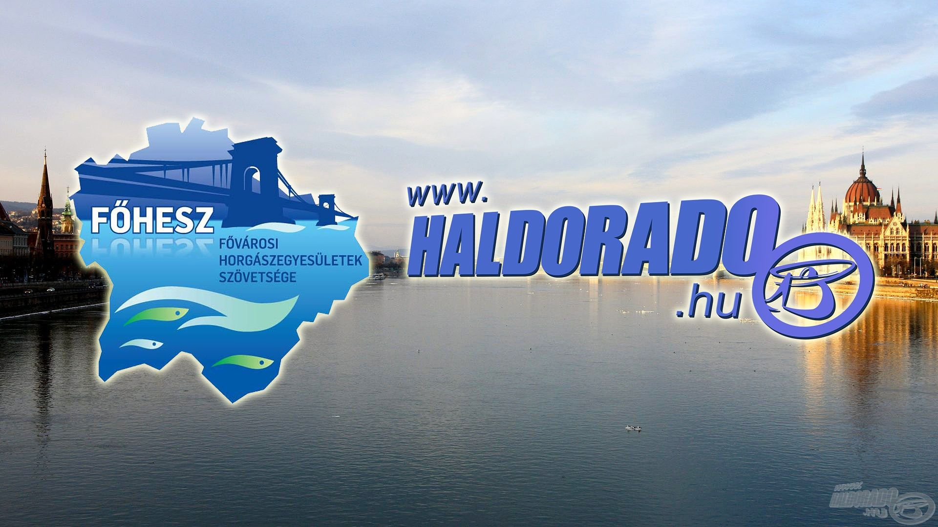 A FŐHESZ és a Haldorádó először rendez feederbotos versenyt a Duna fővárosi szakaszán