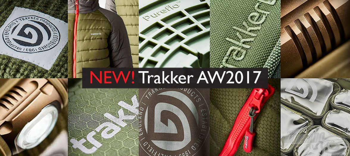 A Trakker elhozza az a legújabb termékeit is – A Pontycentrum 500 négyzetméteres gigantikus standját ne hagyja ki!