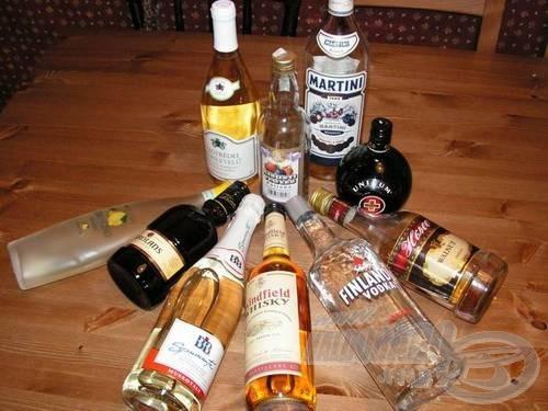 Minden háztartásban sok olyan alkoholos finomság van, ami alkalmas lehet a kukorica ízesítésére