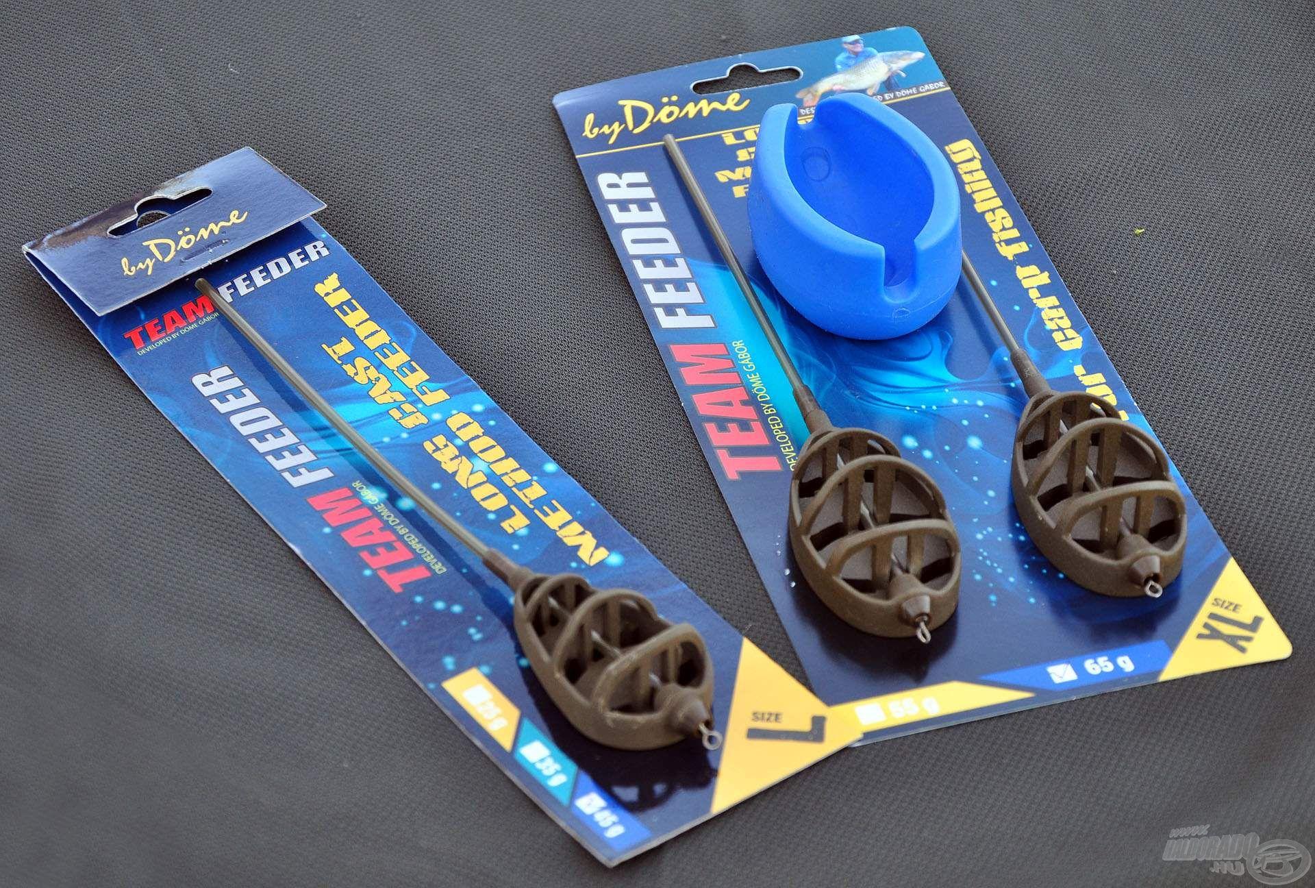 Az új kosarak mindegyike kétféle változatban kapható: 1 db önálló kosárként, valamint 2 db kosár + 1 db töltőszerszám összeállításban