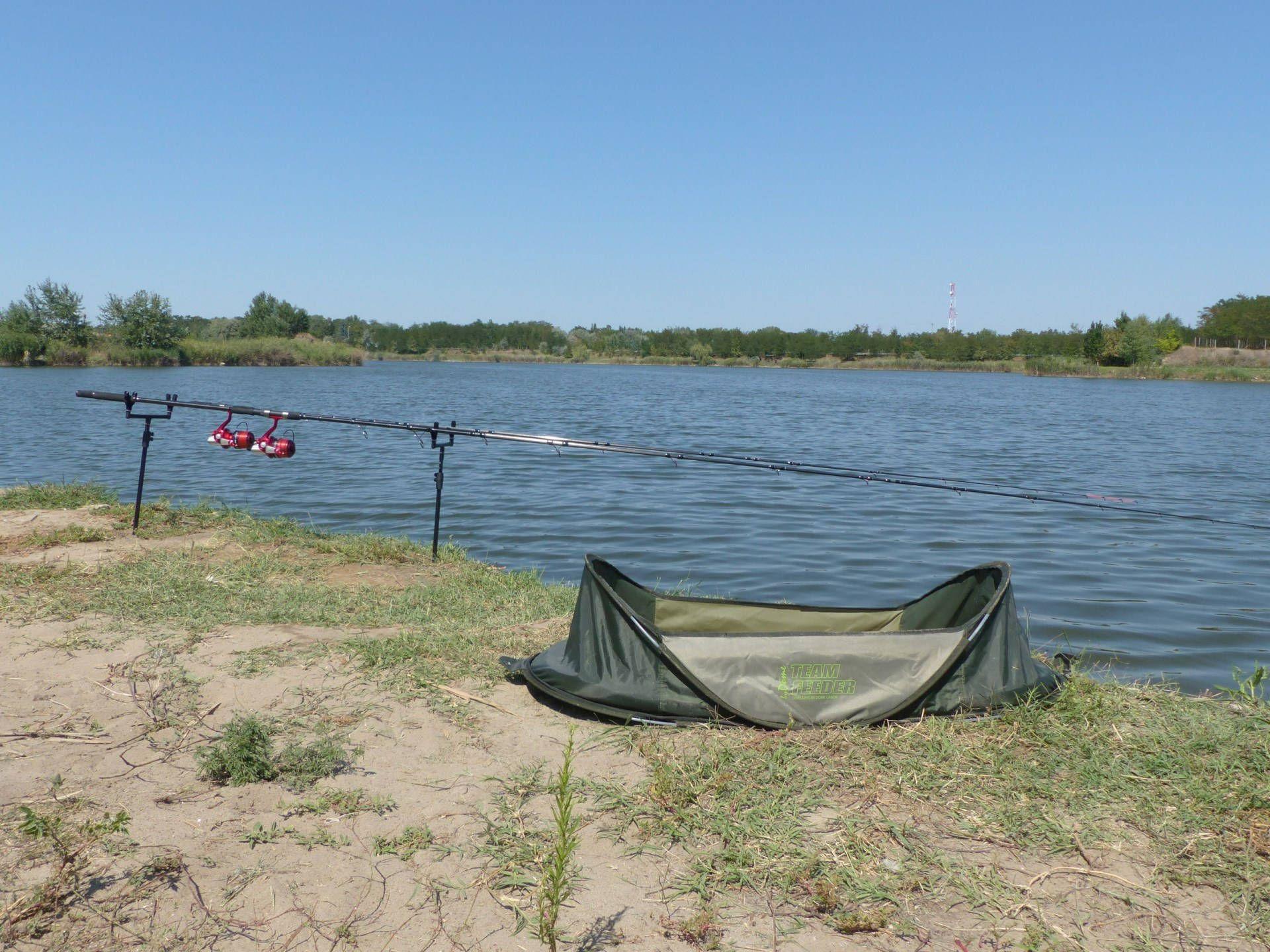 Egy sikeres feederbotos horgászathoz nem kell sok felszerelés