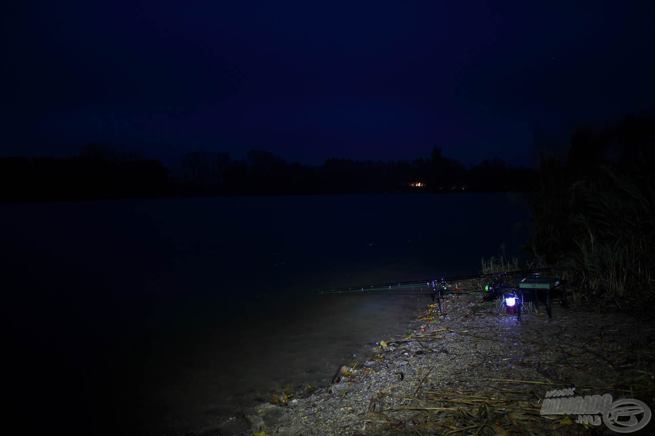 Éjszakai csendélet