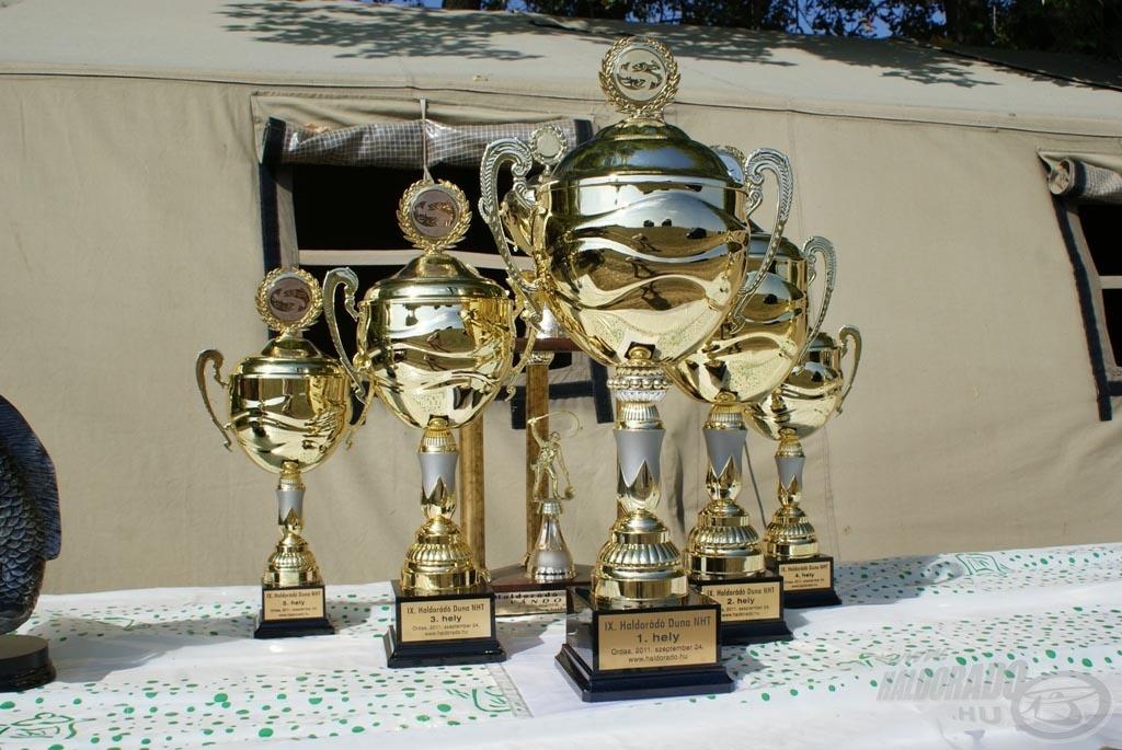 A Haldorádó idén is csodaszép díjakat ajánl fel