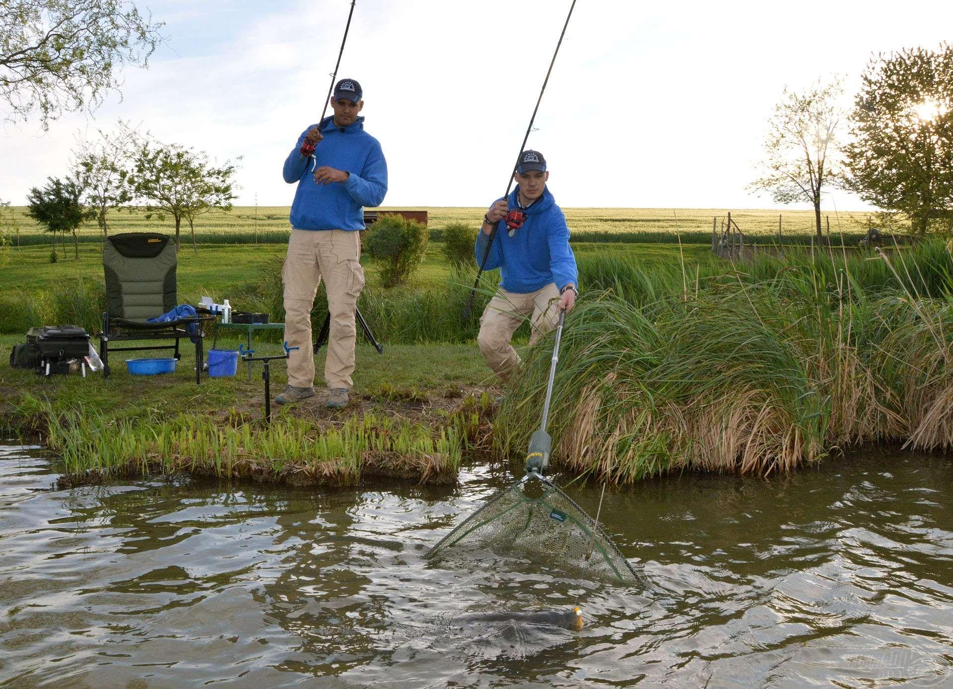 Amennyiben sikerül megfejteni az adott víz titkát, a halak visszajelzése lehengerlő lesz!