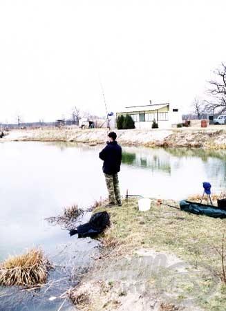 A matchbot igazán eredményes eszköznek bizonyulhat a 'fázó' halakra történő horgászatkor