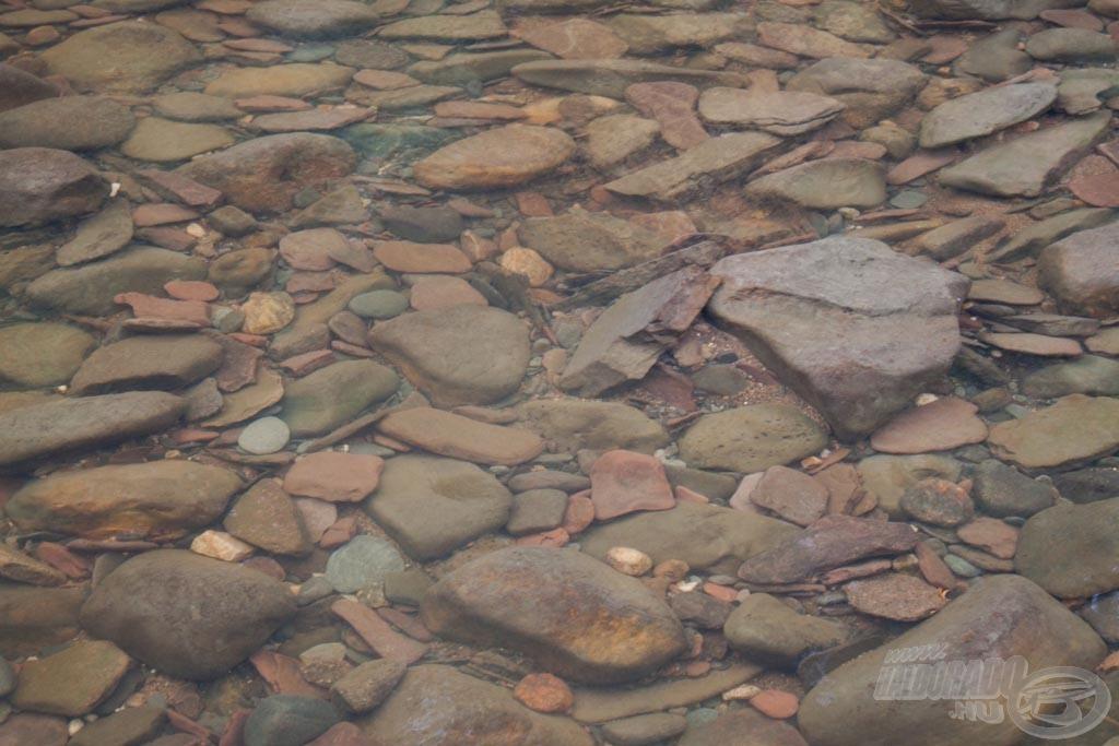 A vize kristálytiszta