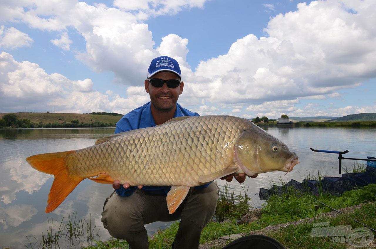 Ilyen halakért szeretünk Maconkán horgászni