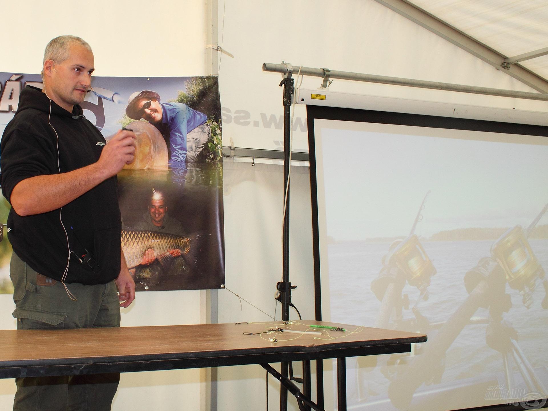 File István különleges előadása azokról a halakról, amikről a hazai vizekben már csak álmodunk