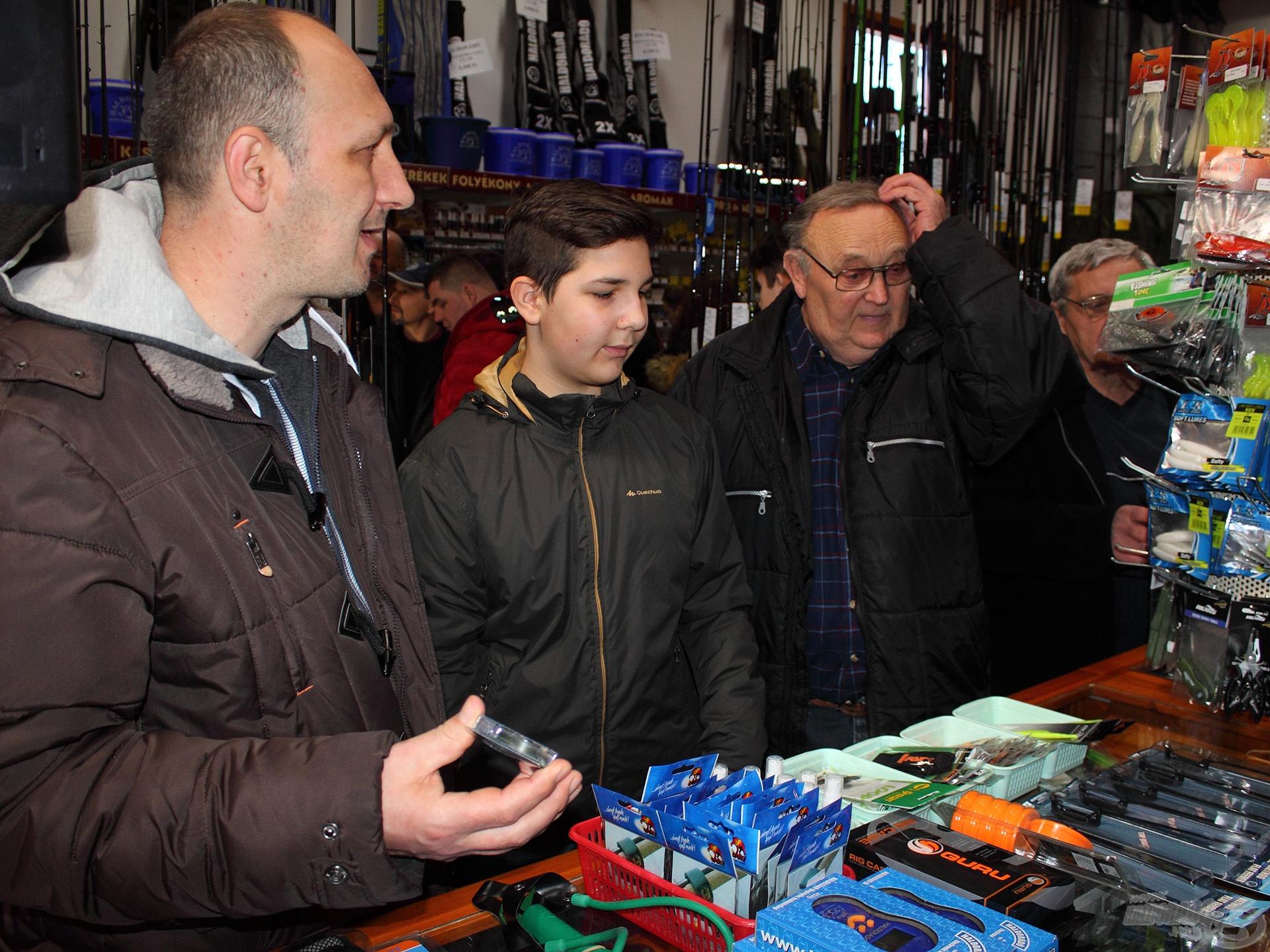 Több generáció is szívesen látogatott el ma is Kiskunhalasra
