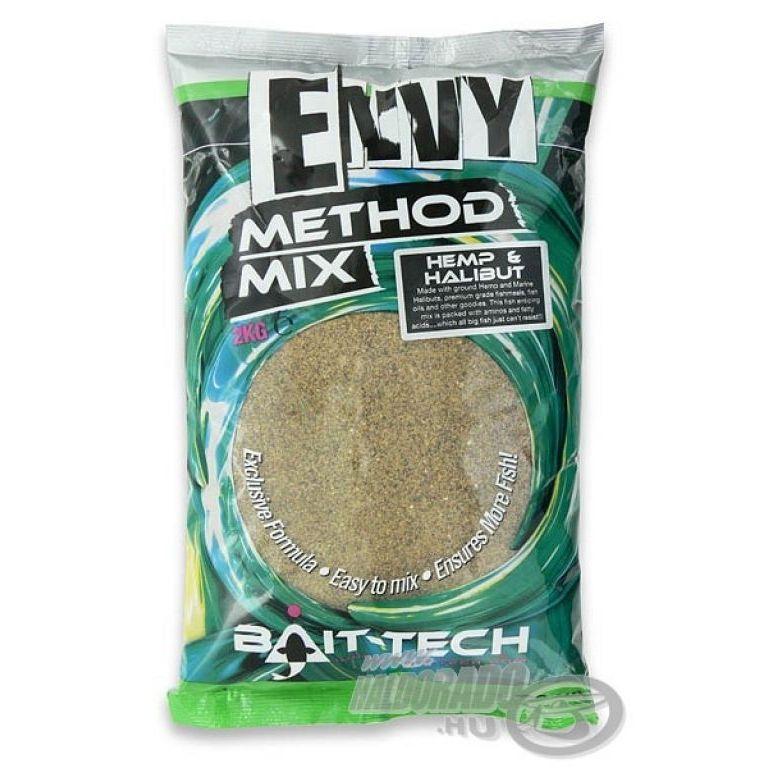 Bait-Tech Envy Method Mix - Hemp & Halibut