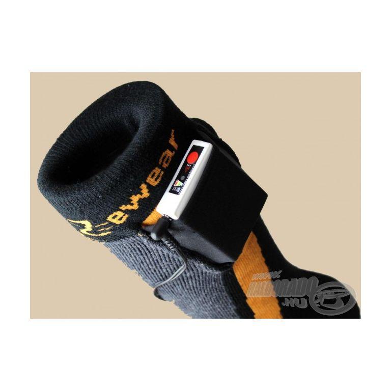 BLAZEWEAR Fűthető zokni 40-46