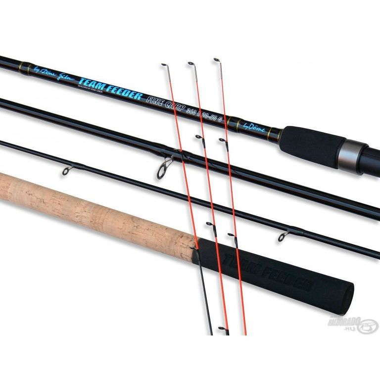 By Döme TEAM FEEDER Fine Carp 390L