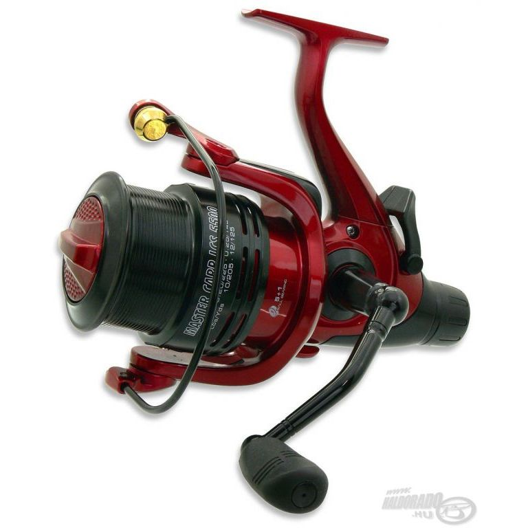 By Döme TEAM FEEDER Master Carp LCS 5500