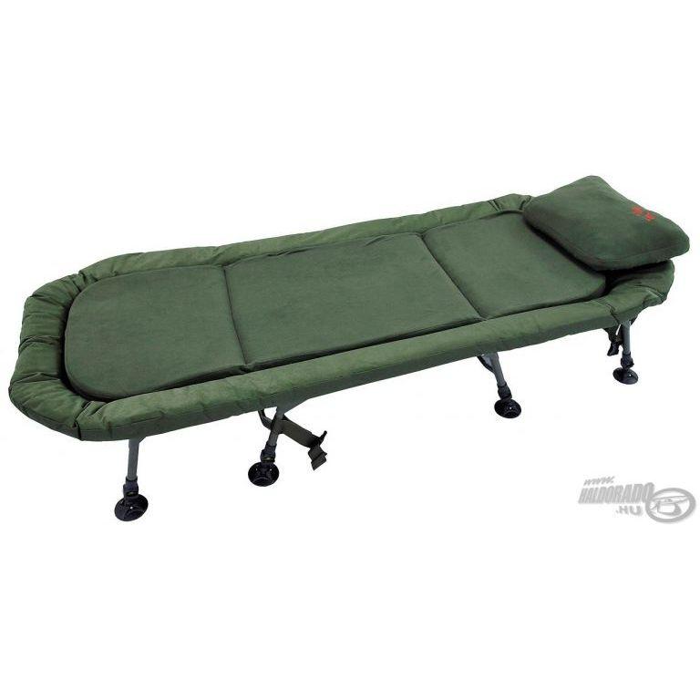 CARP ZOOM Pontyozó ágy extra
