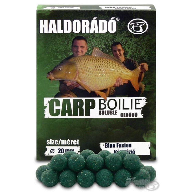 HALDORÁDÓ Carp Boilie oldódó - Kék Fúzió