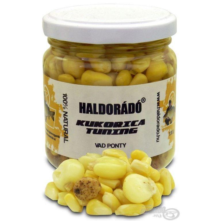 HALDORÁDÓ Kukorica tuning - Vad Ponty