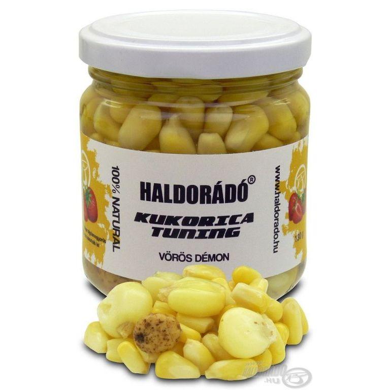 HALDORÁDÓ Kukorica tuning - Vörös Démon