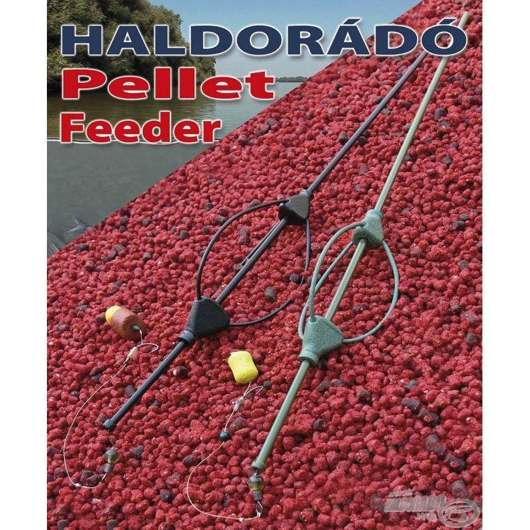 HALDORÁDÓ Pellet Feeder 35 g - 2 db