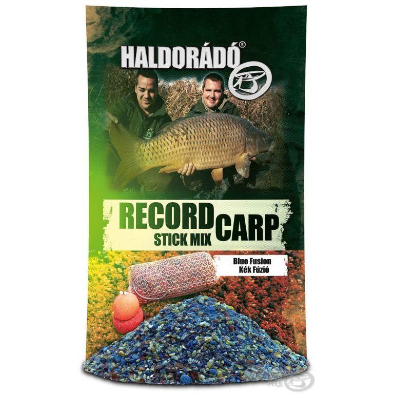 HALDORÁDÓ Record Carp Stick Mix - Kék Fúzió