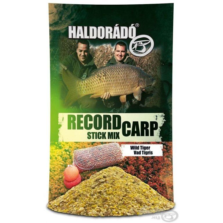 HALDORÁDÓ Record Carp Stick Mix - Vad Tigris