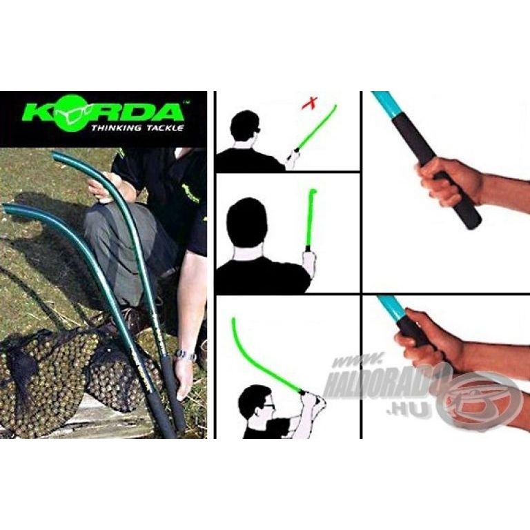 KORDA Dobócső - Easy Stick 25 mm