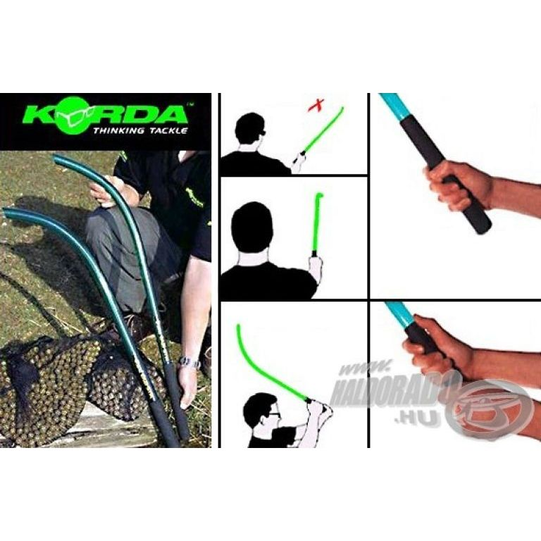 KORDA Dobócső - Easy Stick 25 mm