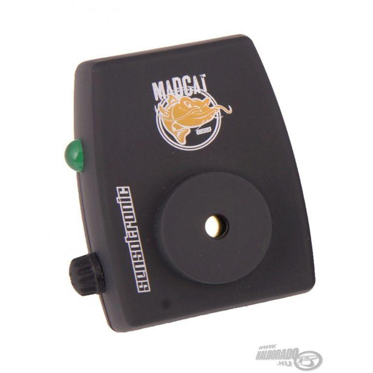 MAD CAT Sensotronic N harcsás kapásjelző