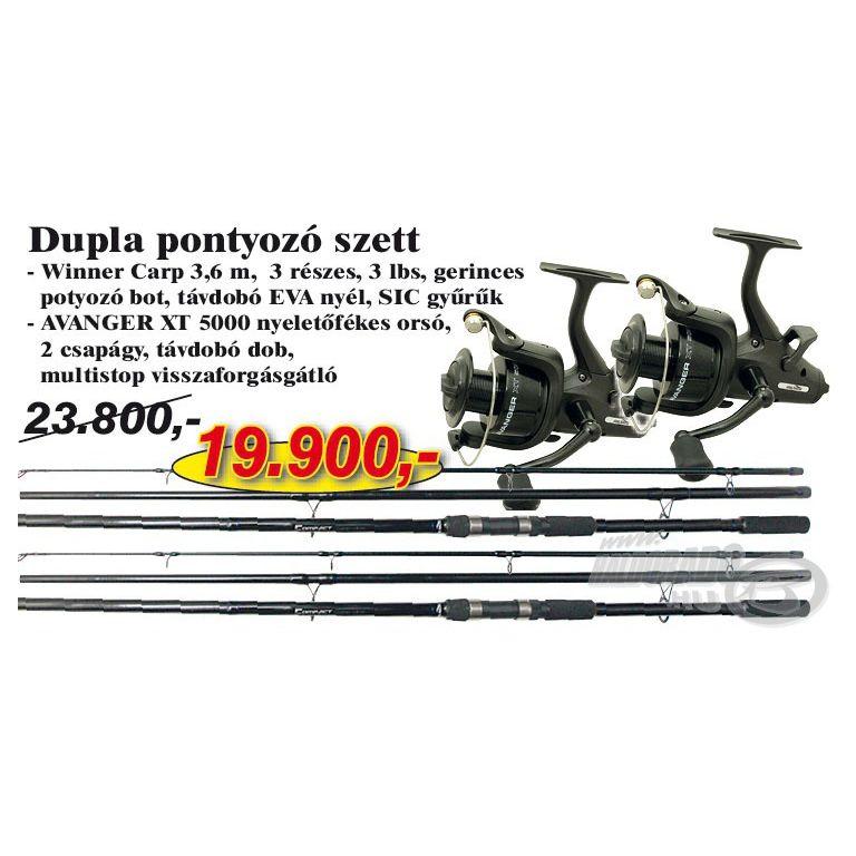NEVIS Dupla Pontyozó szett (KB-421)